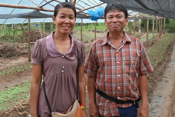 Benefits of Organic Farming in Laos