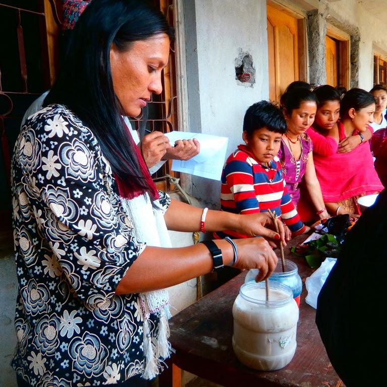 organic-coffee-farming-nepal