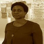 Bridget Mugambe, Program Coordinator with the Alliance for Food Sovereignty in Africa