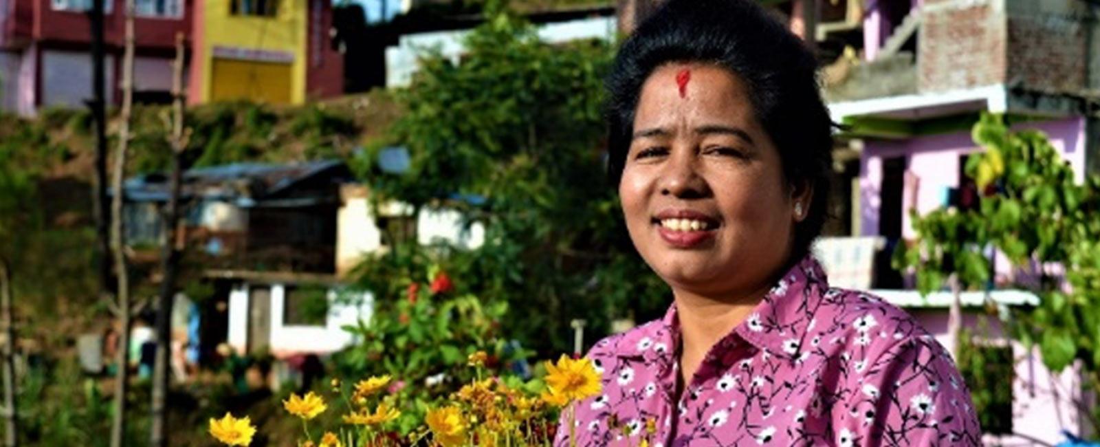 How Empowering Women Farmers in Nepal is Improving Livelihoods