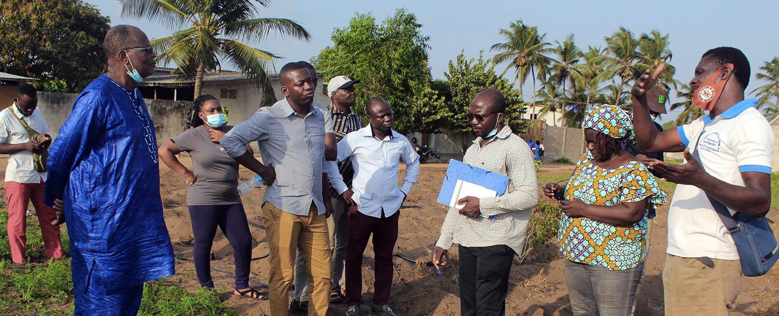 How Organic Trainings Give a New Perspective to Farmers in Benin
